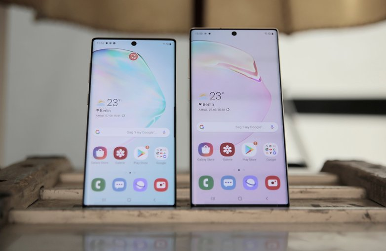 Samsung Galaxy Note 10 plus hands-on test 16