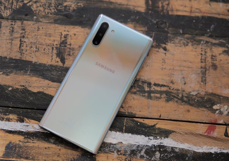 Samsung Galaxy Note 10 Hands on Test 02