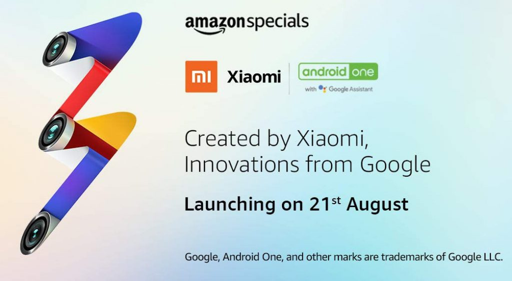 Xiaomi Mi A3 India Launch Date