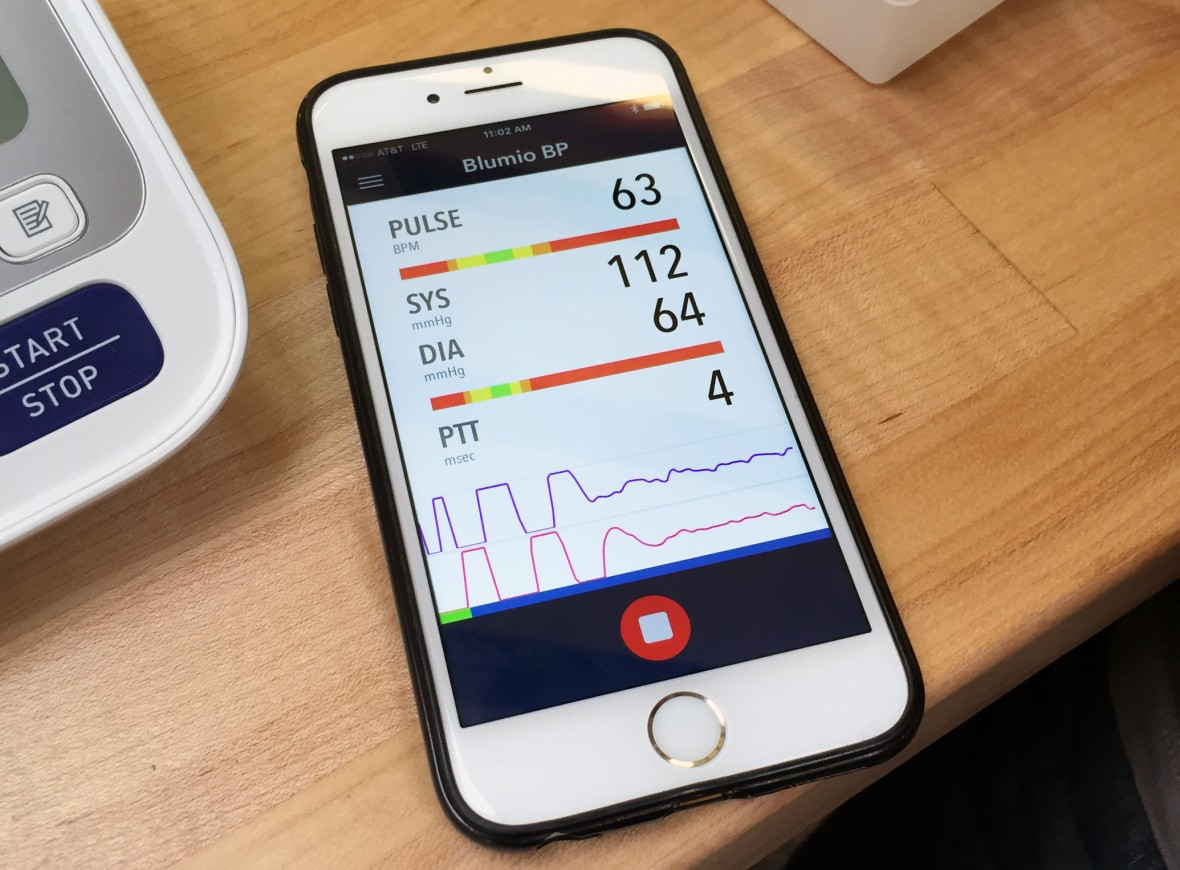 Accessories and application for measuring blood pressure on an iPhone and Android, which is better: how to use them, the accuracy of measurement using a smartphone