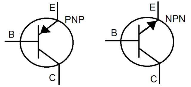 схемы транзисторов