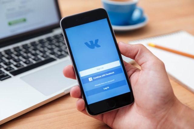 फोन पर Vkontakte