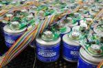 Condensador y batería
