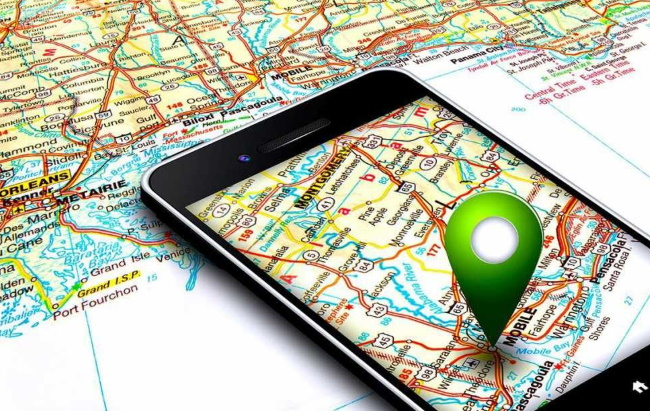 navigatore dlja smartfona