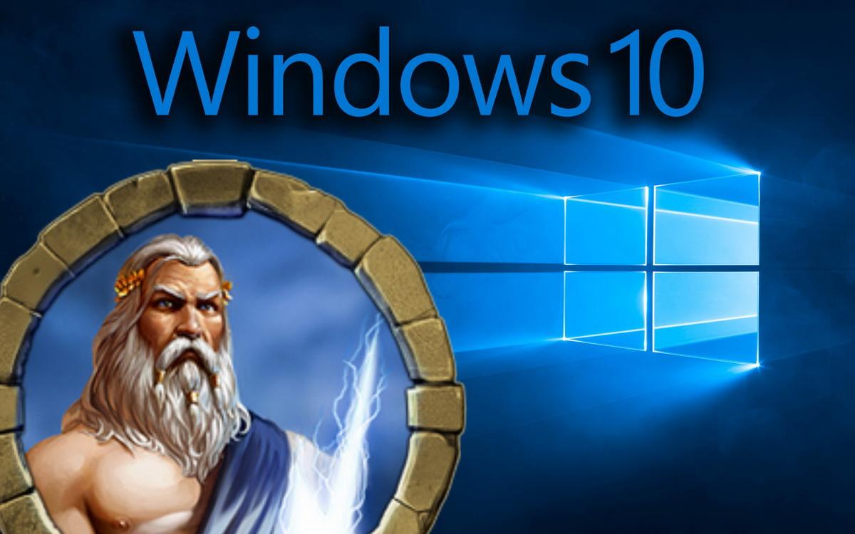 режим бога в windows-10
