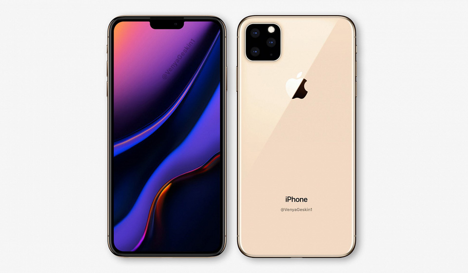 Nouvel iPhone XI 2019