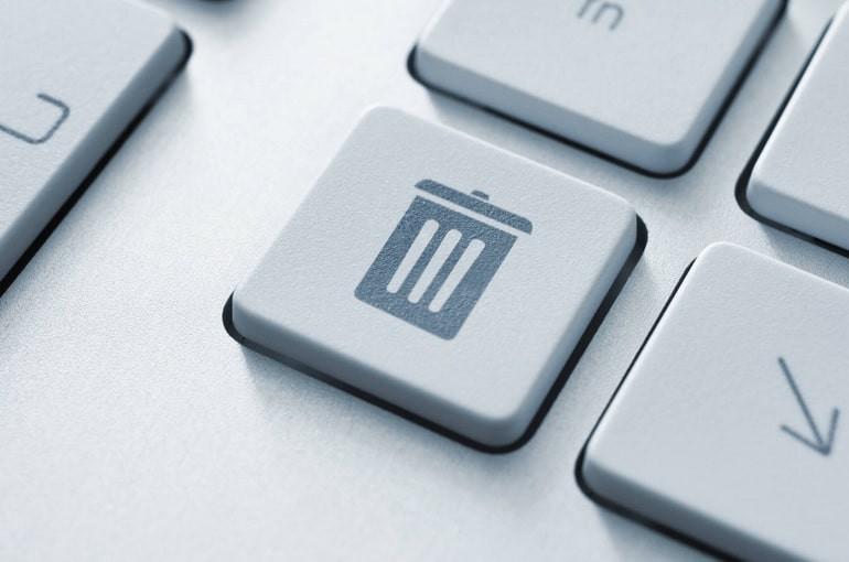 हटाई गई फ़ाइलों को पुनर्प्राप्त करने के लिए कैसे