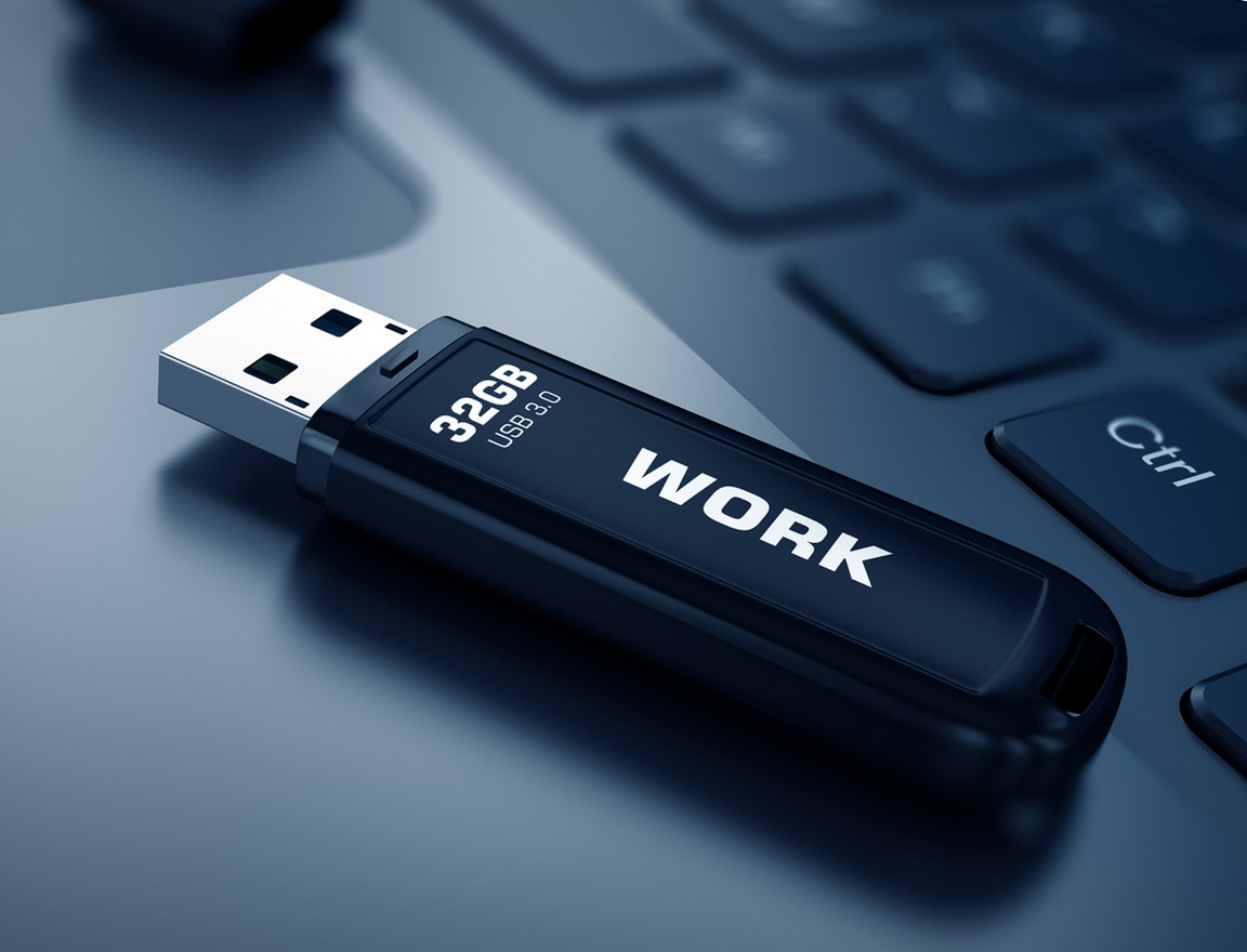 How to recover a flash drive