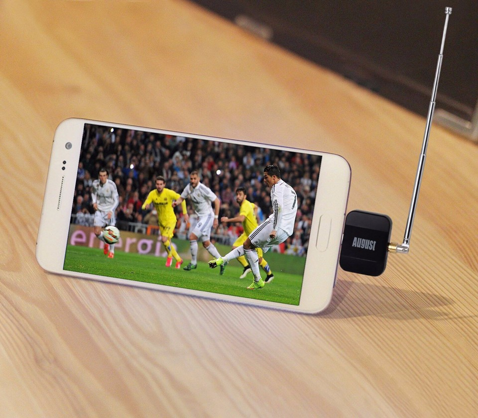 smartphone with tv