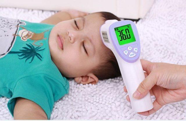 измеряем температуру