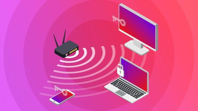 Домашний Wi-Fi