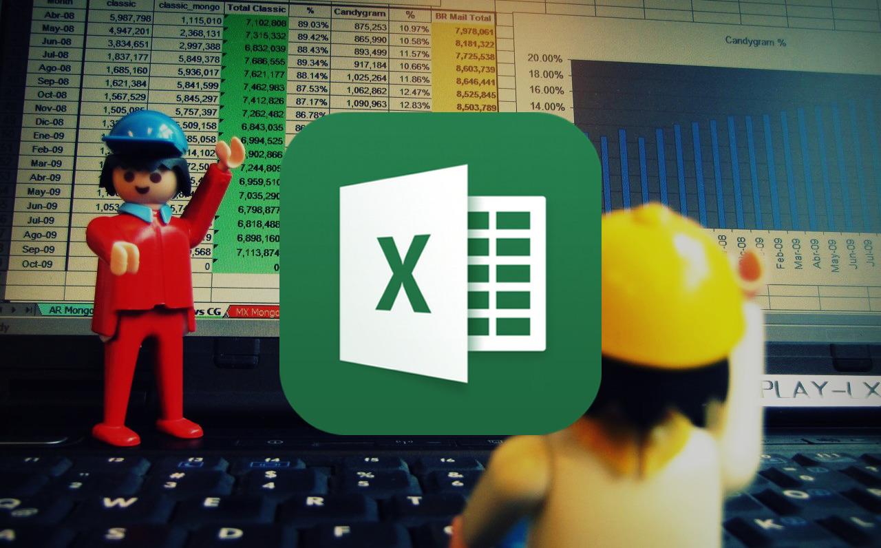 Как облегчить работу в Excel