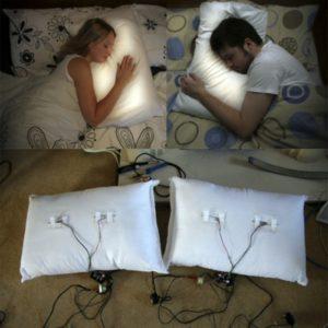 Pillow Talk – парные подушки
