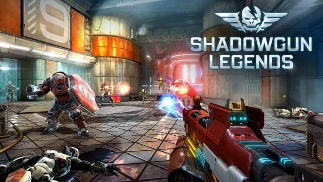Légendes Shadowgun