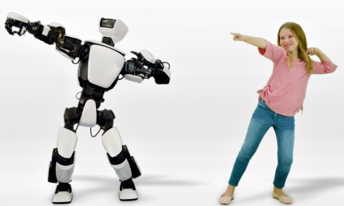 robot tancuet