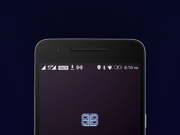 What do the icons on the phone mean?