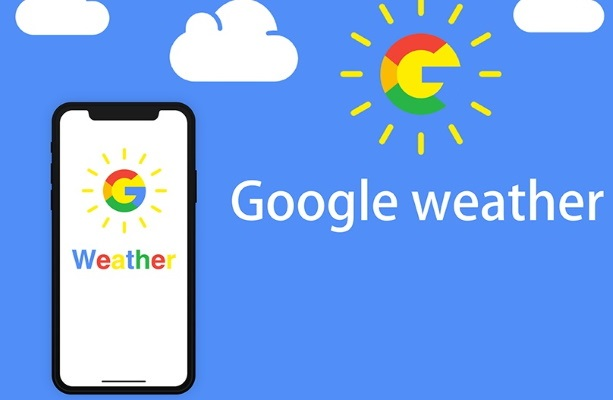 google pogoda