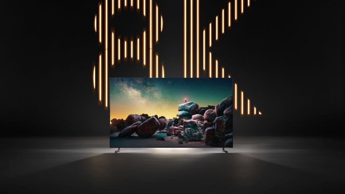 सैमसंग QLED 8K TV