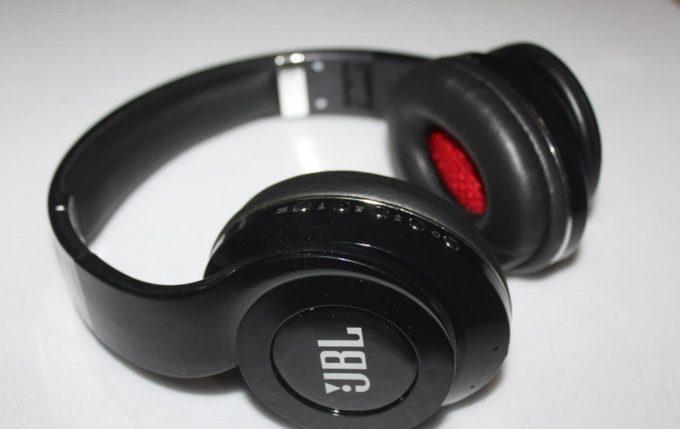 Conexão de fone de ouvido