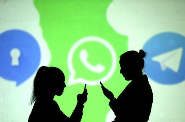 Whatsapp-gebruikers