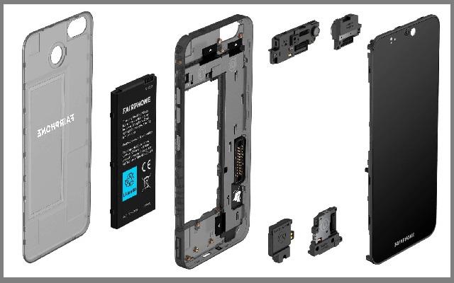 Éléments de smartphone