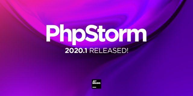 Новости PhpStorm 2020.1