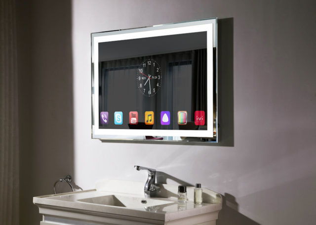 Смарт-зеркало Mirror One