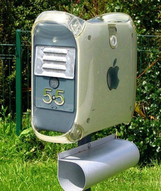 Почтовый ящик Apple