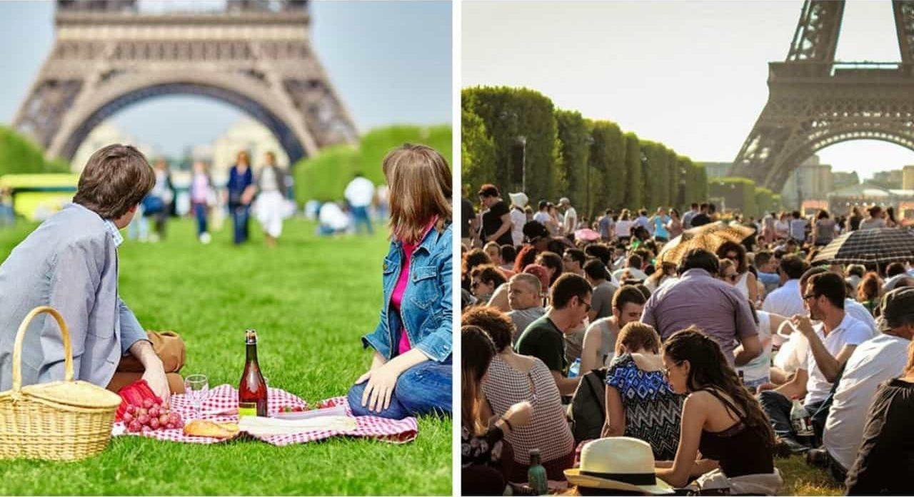 पेरिस - अपेक्षा और वास्तविकता