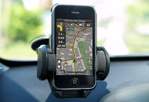 Навигатор в смартфоне