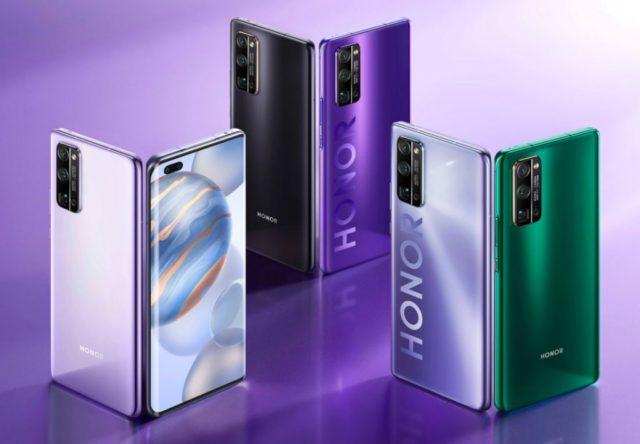Новые смартфоны Honor