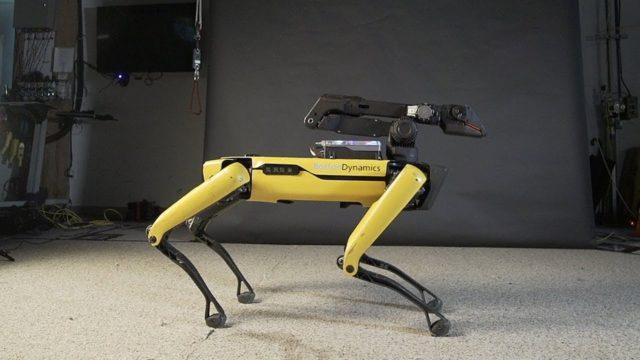 Новая модель робота