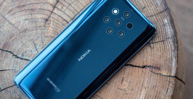 Модель Nokia 9