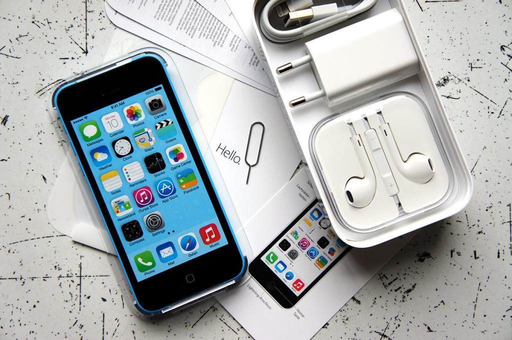 Смартфон и комплектующие