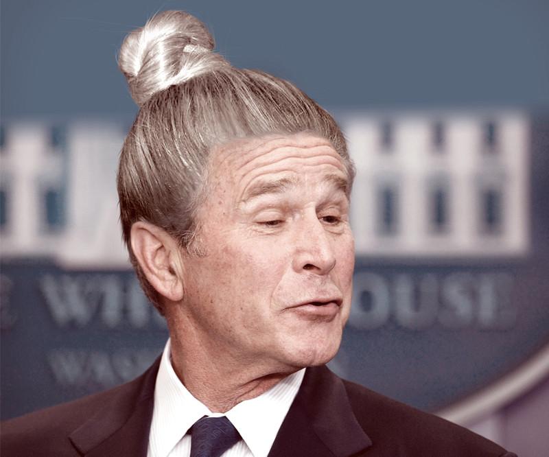 Политик фотошоп