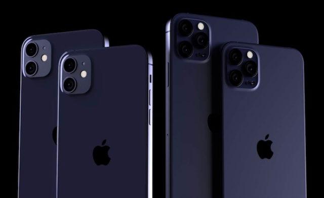 Айфоны нового поколения