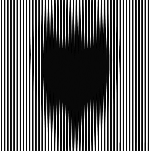 Иллюзия бьющегося сердца