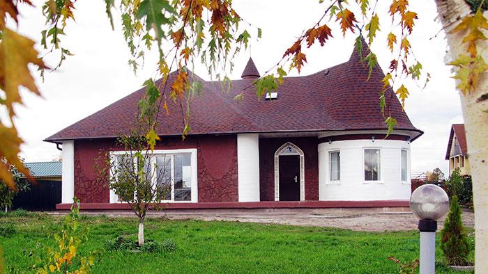 Напечатанный на 3D дом в Ярославле