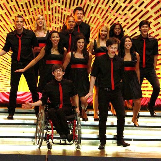 Музыкальный коллектив на сцене
