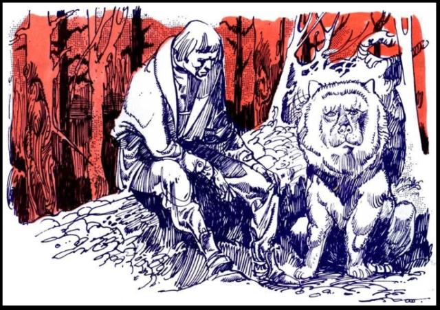 """Иллюстрация из """"Хищных вещей века"""""""