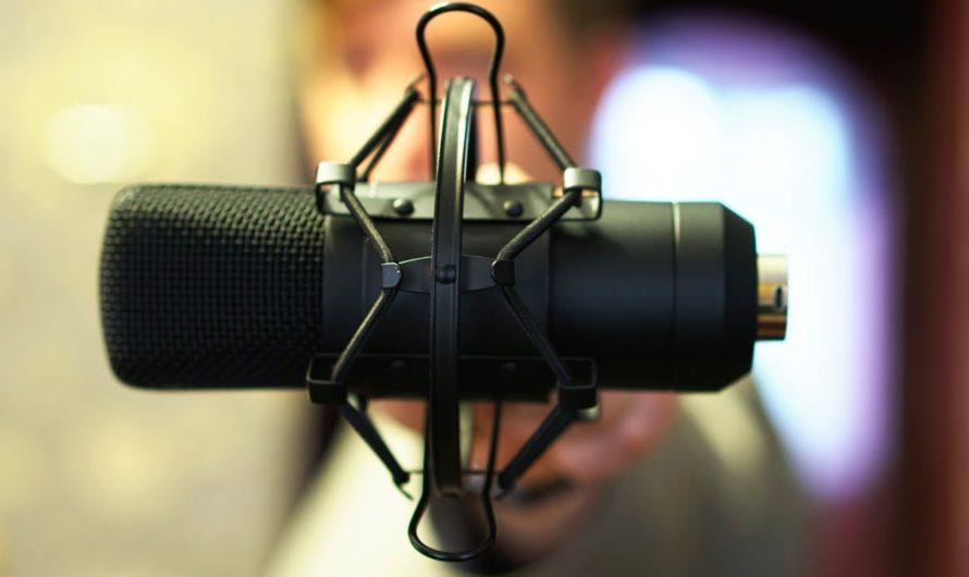 Микрофон с Алиэкспресс