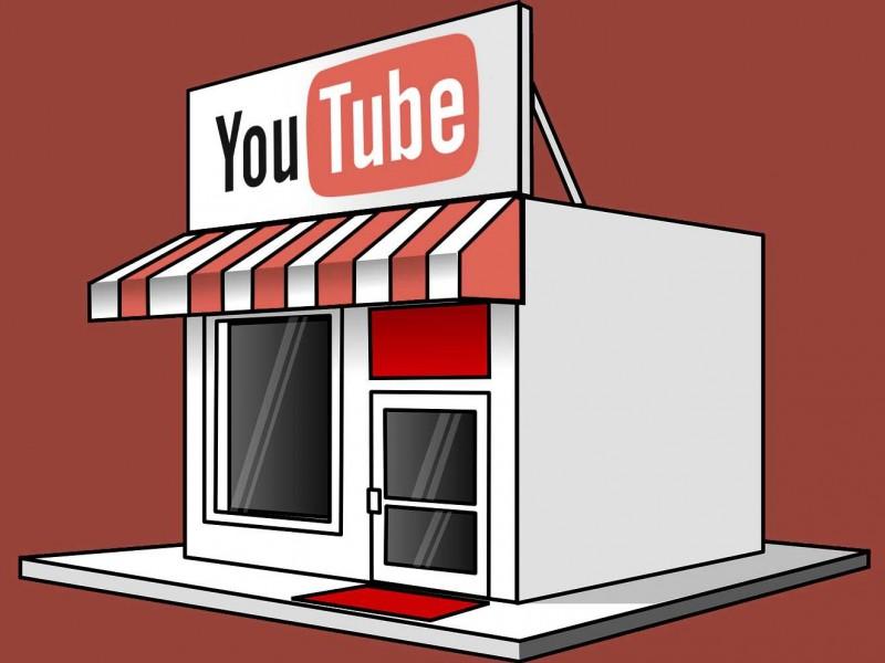 Мгагазин YouTube