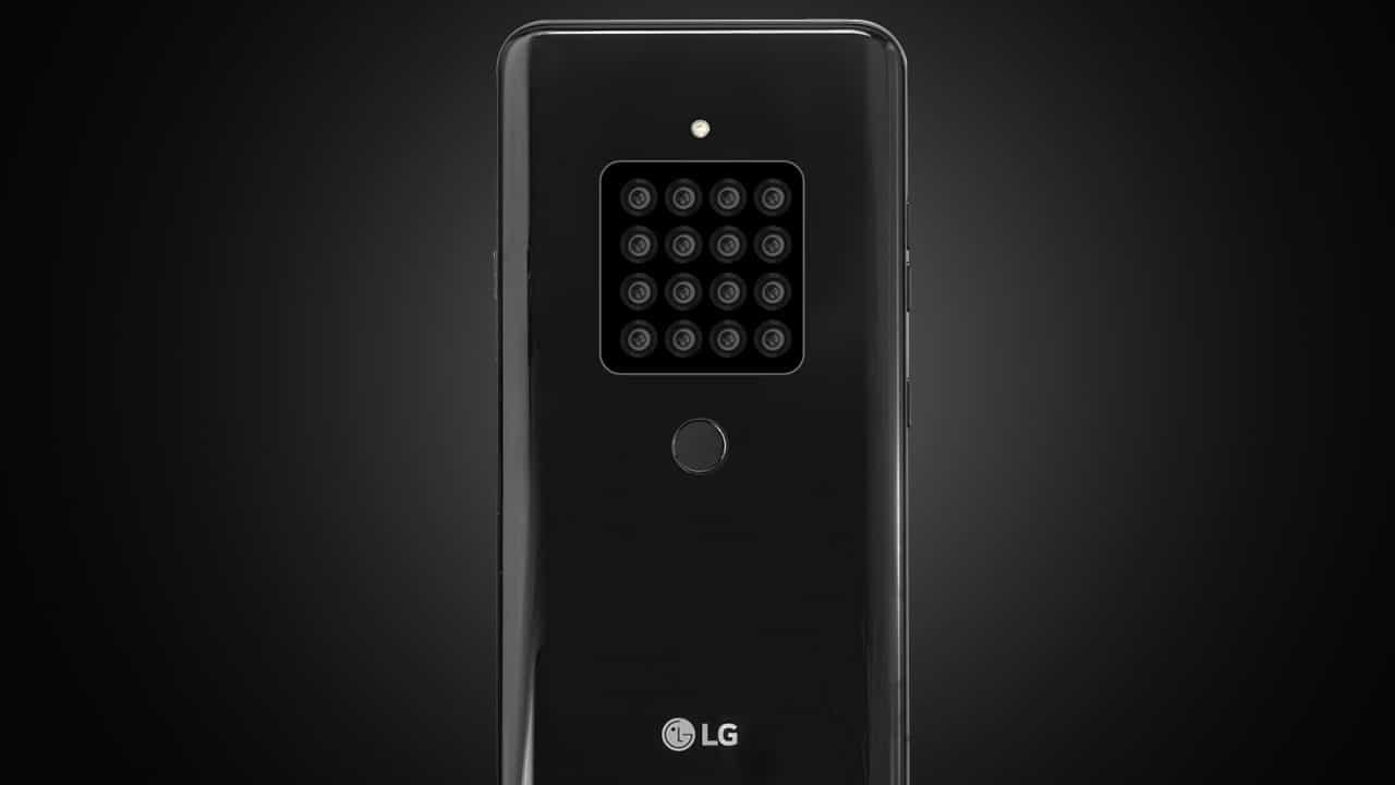 LG с 16 камерами