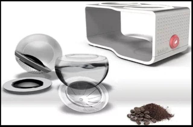 Гибридное устройство для чая и кофе