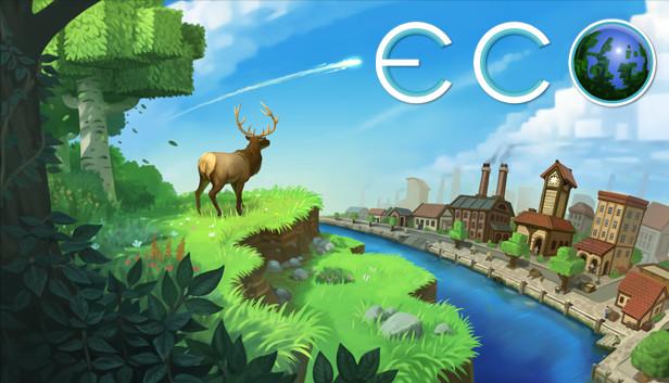 Игра Eco