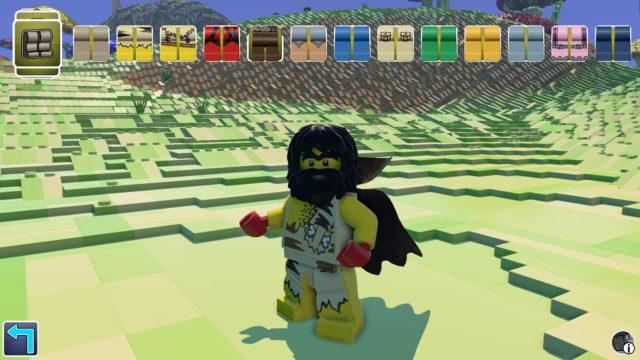 Игра LEGO Worlds