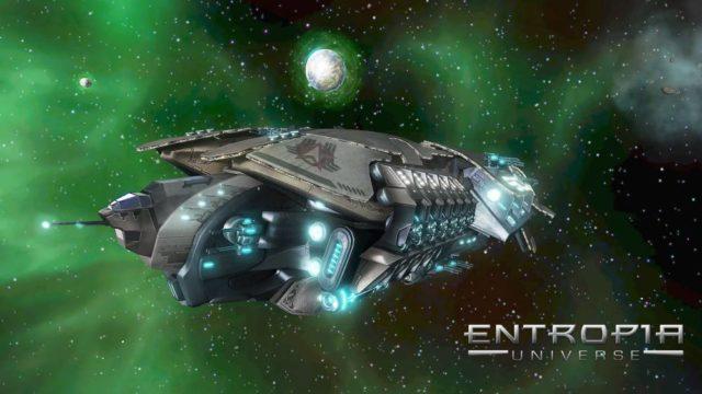 Космическая станция Entropia Universe
