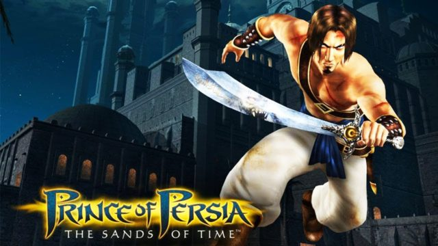 Prince of Persia:The Sand of Time