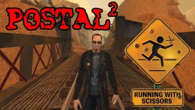 Postal, Sims, GTA (Grand Theft Auto)