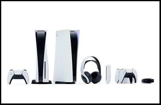 Полная комплектация PlayStation 5